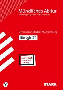 Christian Schillinger: STARK Abiturprüfung BaWü - Biologie Basisfach, 1 Buch und 1 Diverse