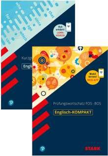 Rainer Jacob: STARK Englisch-KOMPAKT - Prüfungswortschatz + Kurzgrammatik, 1 Buch und 1 Diverse