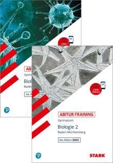 Werner Bils: STARK Abitur-Training - Biologie Band 1+2 - BaWü, Buch