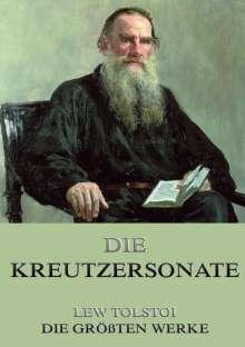 Leo N. Tolstoi: Die Kreutzersonate, Buch