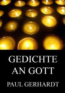 Paul Gerhardt: Gedichte an Gott, Buch