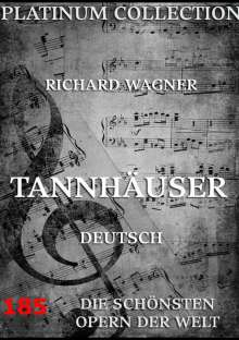 Richard Wagner: Tannhäuser, Buch