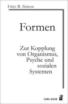 Fritz B. Simon: Formen, Buch