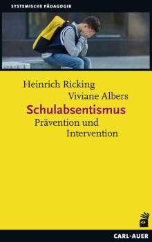 Heinrich Ricking: Schulabsentismus, Buch