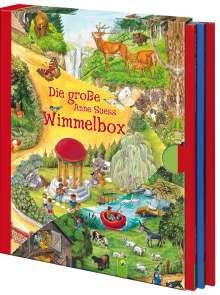 Anne Suess: Die große Anne Suess Wimmelbox, Buch