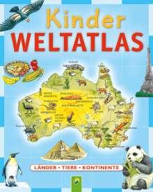 Kinder Weltatlas, Buch