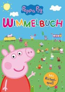 Peppa Pig Wimmelbuch, Buch