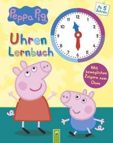 Peppa Pig Uhrenlernbuch, Buch
