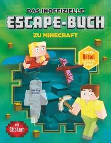 Oliver Bieber: Das inoffizielle Escape-Buch zu Minecraft, Buch