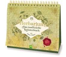 Katharina Bensch: Herbarium - Das inoffizielle Kräuterbuch zu Harry Potter, Buch