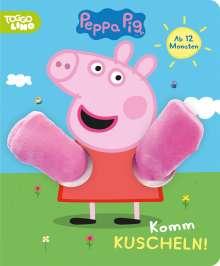 Katharina Bensch: Peppa Pig -  Komm kuscheln!, Buch