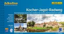 Bikeline Kocher-Jagst-Radweg, Buch