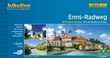 Bikeline Enns-Radweg, Buch