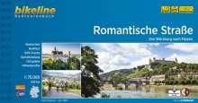 Bikeline Romantische Straße, Buch