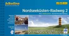 Bikeline Radtourenbuch Nordseeküsten-Radweg 02, Buch