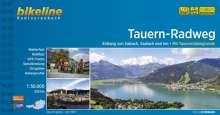Bikeline Tauern-Radweg, Buch