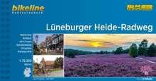 Bikeline Lüneburger Heide-Radweg, Buch