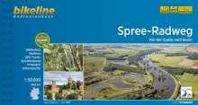 Bikeline Spree-Radweg, Buch