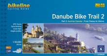 Bikeline Danube Bike Trail 2, Buch