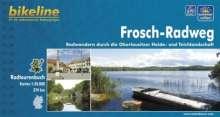 Bikeline Frosch-Radweg, Buch