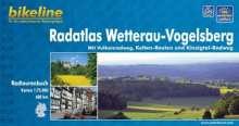 Bikeline Radatlas Wetterau - Vogelsberg, Buch