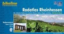 Bikeline Radatlas Rheinhessen, Buch
