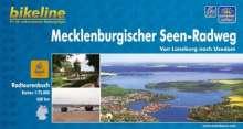 Bikeline Mecklenburgischer Seen-Radweg, Buch