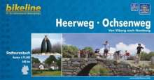 Bikeline Heerweg / Ochsenweg, Buch
