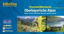 Bikeline Oberbayerische Alpen. MountainBikeGuide, Buch