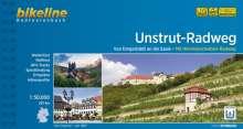Bikeline Unstrut Radweg, Buch