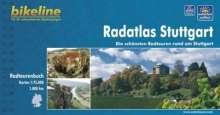 Bikeline Radatlas Stuttgart, Buch