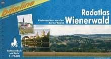 Bikeline Radatlas Wienerwald, Buch