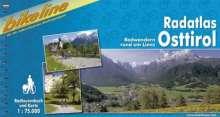 Bikeline Radatlas Osttirol, Buch