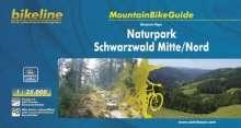 Benjamin Pape: Bikeline MountainBikeGuide Schwarzwald Mitte/Nord, Buch