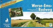 bikeline Radtourenbuch Werse-Ems-Radweg, Buch