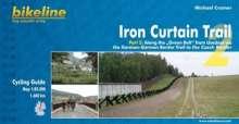 bikeline Radtourenbuch Iron Curtain 2, Buch