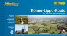Bikeline Radtourenbuch Römer-Lippe-Route, Buch