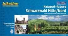 bikeline Radtourenbuch-Naturpark-Radweg Schwarzwald Mitte/Nord, Buch