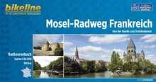 Bikeline Mosel-Radweg Frankreich, Buch