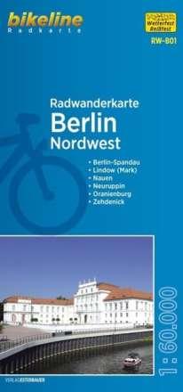 Bikeline Radwanderkarte Berlin Nordwest 1 : 60 000, Diverse