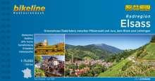 Bikeline Elsass Radregion, Buch