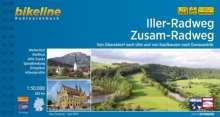 Bikeline Iller-Radweg / Zusam-Radweg, Buch