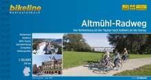 Bikeline Radtourenbuch Altmühl Radweg, Diverse