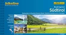 Bikeline Radtourenbuch Radatlas Südtirol, Buch