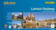 Bikeline Lahntal-Radweg, Buch