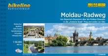 Bikeline Radtourenbuch Moldau-Radweg, Buch