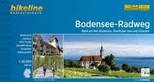 Bikeline Radtourenbuch Bodensee-Radweg, Buch