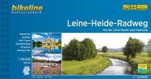 Bikeline Leine-Heide-Radweg, Buch