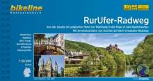 Bikeline Radtourenbuch RurUfer-Radweg, Buch