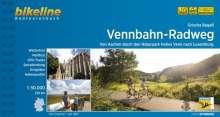 Grischa Begaß: Bikeline Radtourenbuch Vennbahn-Radweg, Buch